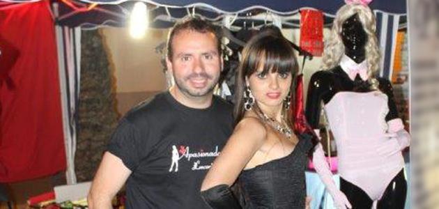 Apasionada LS en la 3ª Feria del Comercio en Paiporta