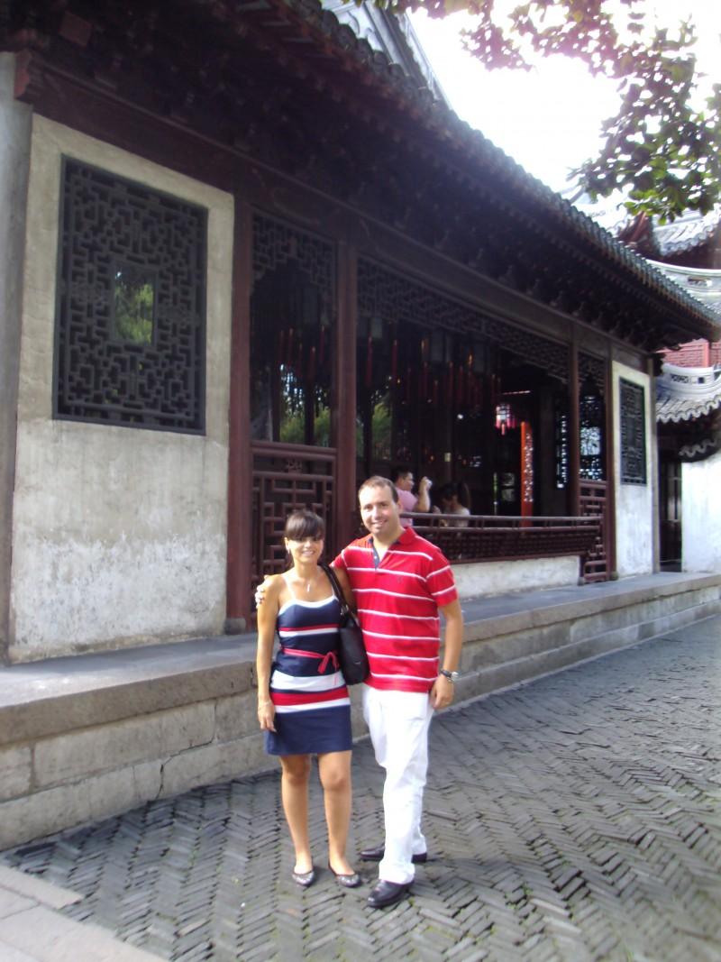 Viaje a Shanghai (China). Un viaje muy especial. Septiembre 2011.