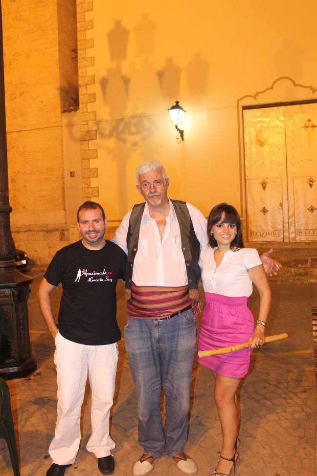 Tío Fredo, Andy y Ana