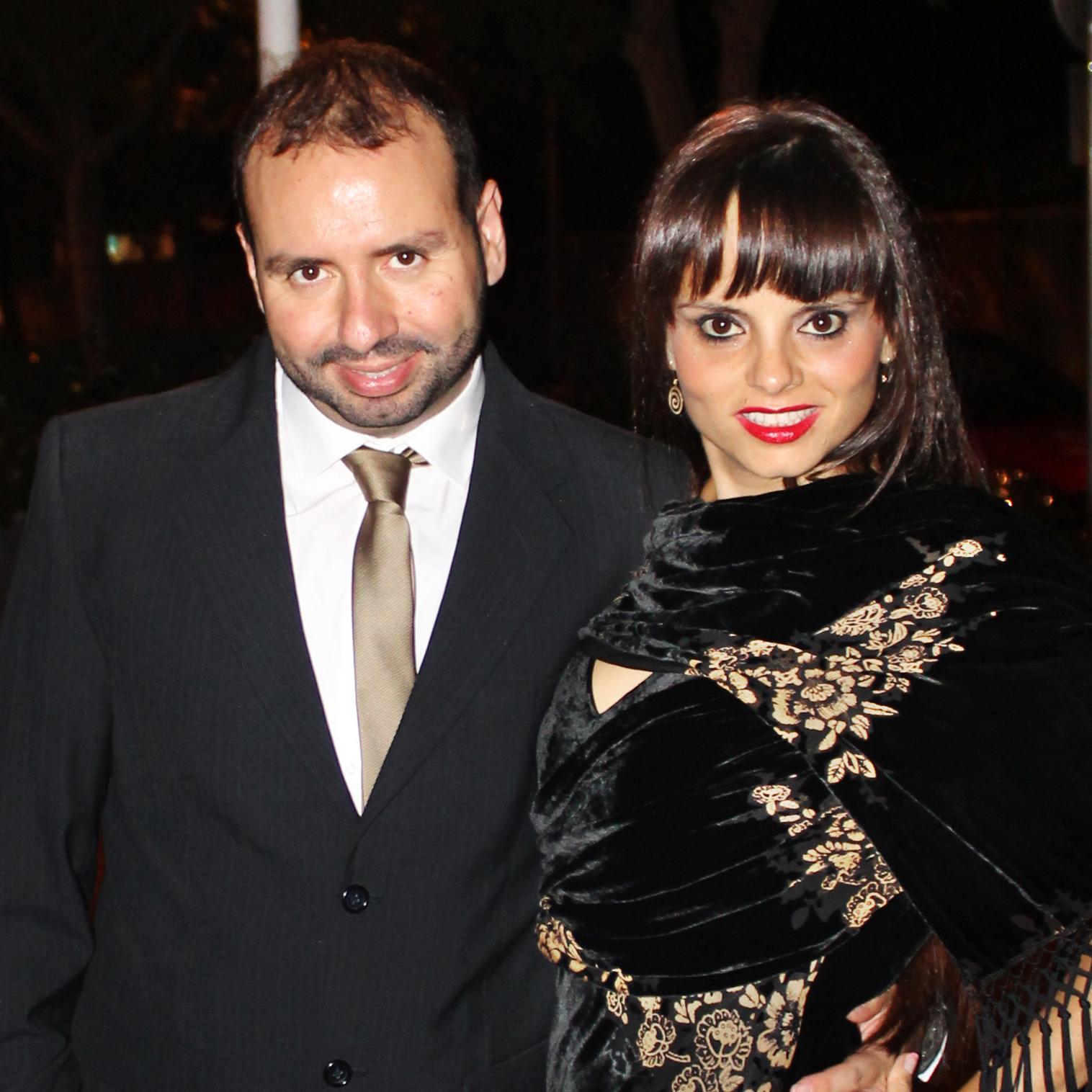 Premios Ninfa Seb 2013 representando Apasionada Lencería Sexy