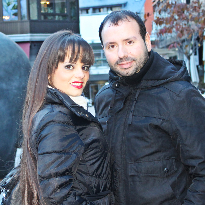 Fin de Semana en Andorra con la Family