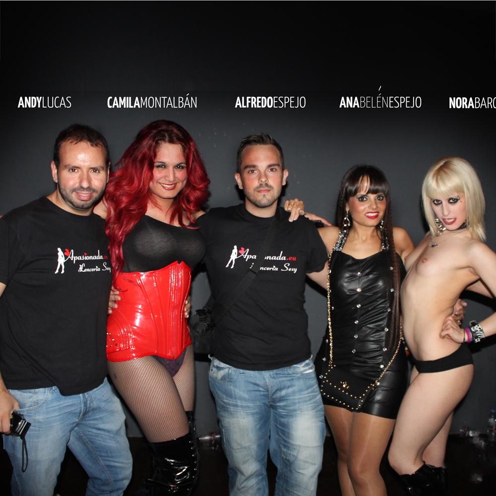 Nuestra visita en Erotic Tour Festival en Reus