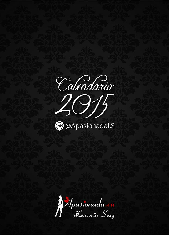 Calendario Apasionada 2015