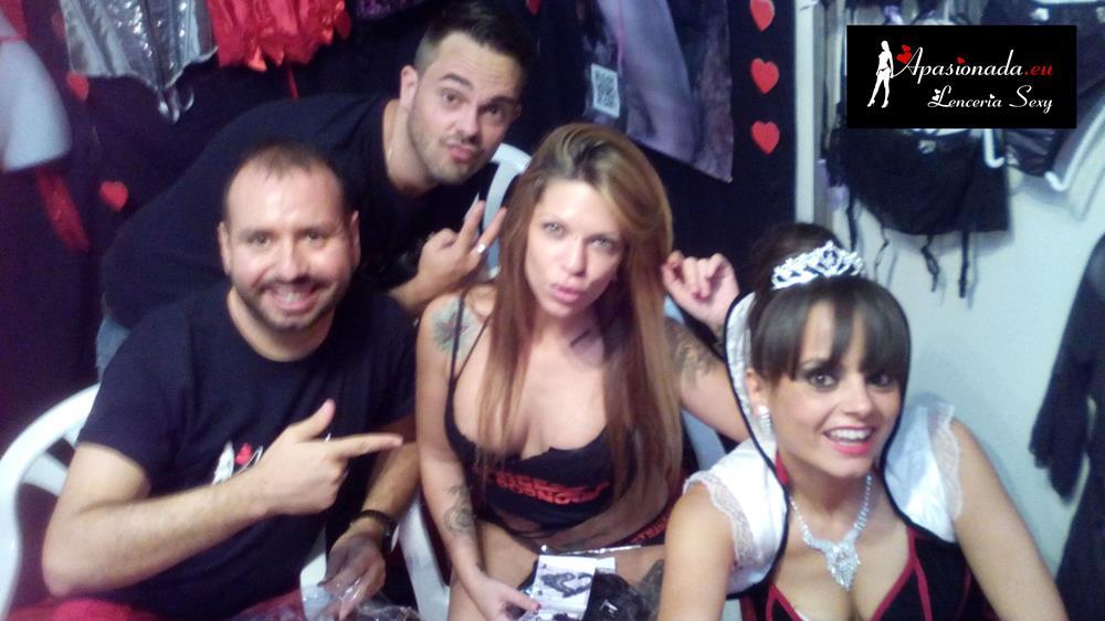 Camila montalban julia de lucia y jesyka diamond feda 2013 - 5 5