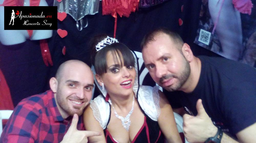 Aris dark show erotico en sev 2013 2