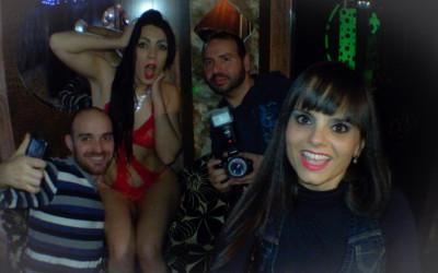 Día con sesión de fotos con Pamela Sánchez en Alicante
