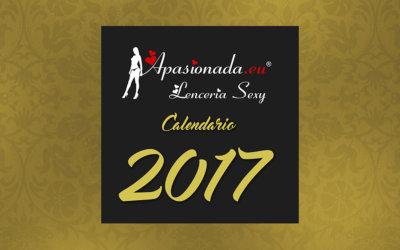 Calendario Apasionada 2017