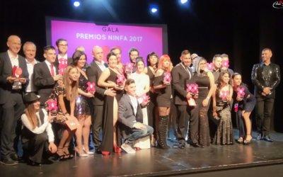 Mi experiencia en la Gala de los Premios Ninfa 2017