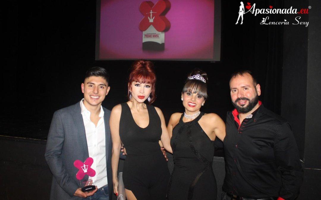 Mi enhorabuena a los nominados Premios Ninfa 2018