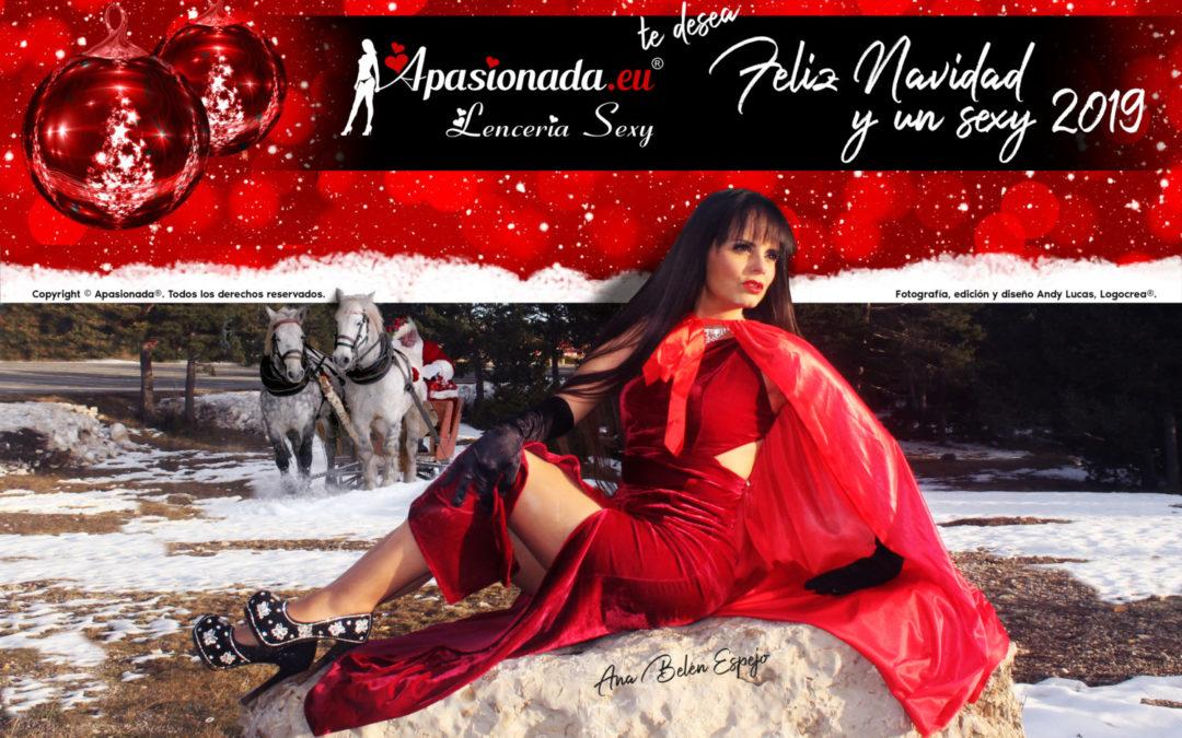 Felices Fiestas y un sexy 2019!!!