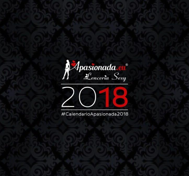 Calendario de Apasionada 2018. Descargatelo GRATIS